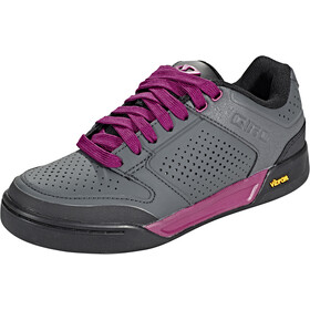 Giro Riddance W Shoes Dame dark shadow/berry